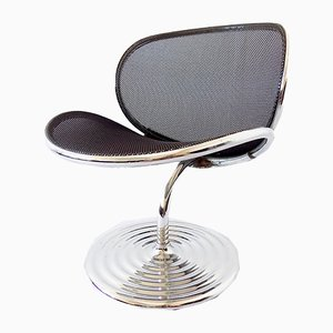 O Line Sessel von Herbert Ohl für Wilkhahn, 1980er