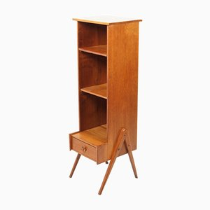 Small Teak Shelving, 1970s