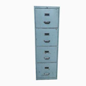 Metal Filing Cabinet, 1950s