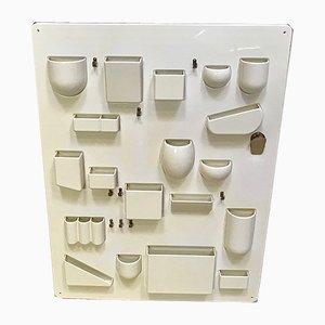 Panel vintage de Dorothee Becker para Design M, años 70
