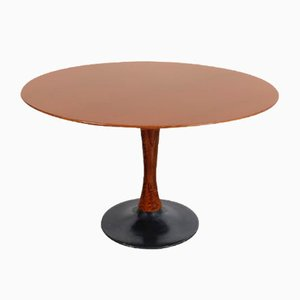 Table de Salle à Manger Ronde Mid-Century