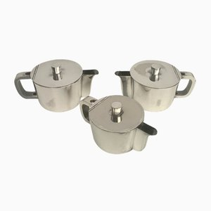 Krupp Coffee Set by Gio Ponti for Krupp, 1930s