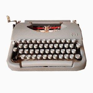 Vintage Schreibmaschine von Japy, 1950er