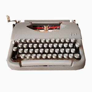 Vintage Typewriter from Japy, 1950s