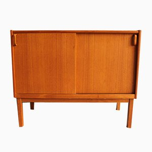 Scandinavian Modern Teak Sideboards by Bertil Fridhagen for Bodafors, 1960s