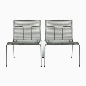 Dutch Rascal Easy Chairs by Flynn for Spectrum, Set of 2