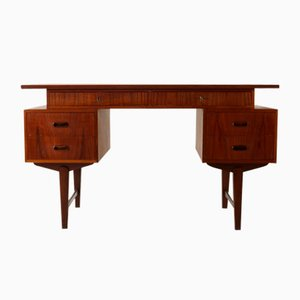 Danish Teakwood Desk, 1960s