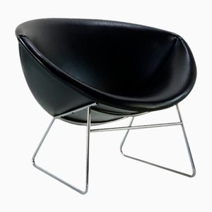 Dutch Lounge Chair by J.H. Rohé for Rohé Noordwolde, 1960s