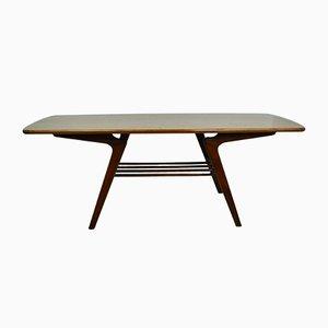 Tavolino di Louis van Teeffelen, anni '60