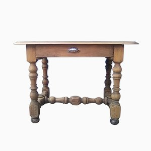 Vintage Oak Farm Table