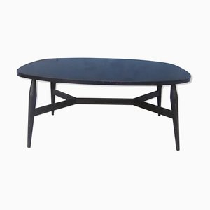 Vintage Scandinavian Adjustable Coffee Table