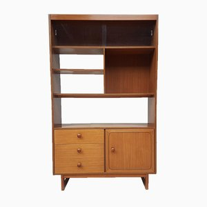 Mid-Century Shelving Wall Unit from Stonehill, 1970s