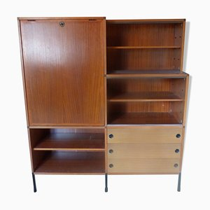 Mid-Century Storage Unit with Secretaire by ARP for Minvielle