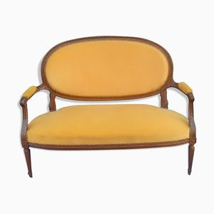 Banc Style Louis XVI Antique