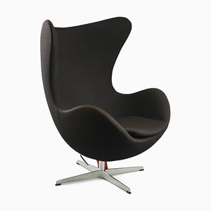 Lounge Chair by Arne Jacobsen for Fritz Hansen, 1950s