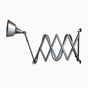 Vintage Scissor Lamp by Curt Fischer for Midgard, 1960s