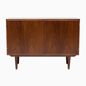 Danish Rosewood Sideboard by Carlo Jensen for Poul Hundevad & Co., 1960s