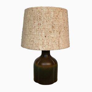 Lámpara de mesa alemana de cerámica de Rosenthal, años 60