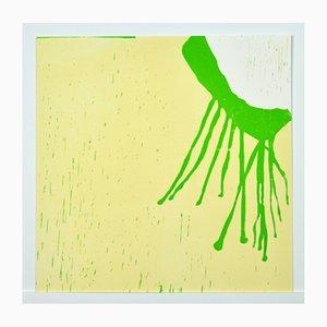 Skandinavischer Musashimaru Koyo Sumo 11 Siebdruck von Anne Marie Ploug, 2006