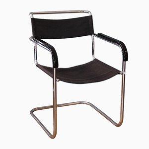 Vintage S34 Stuhl von Marcel Breuer für Thonet, 1950er