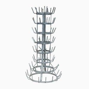 Portabottiglie antico di Marcel Duchamp, inizio XX secolo