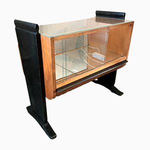 Art Deco Bar Cabinet by Jindrich Halabala for UP-Zavody, 1930s