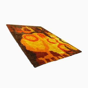 Tapis Space Age Pop Art, 1970s