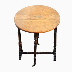 Antique Walnut Sutherland Table, 1800s