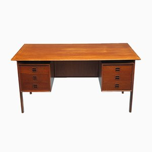 Rosewood Desk by Arne Vodder for Sibast, 1950s