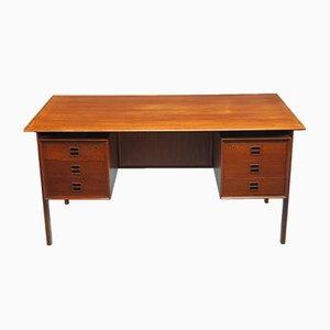 Schreibtisch aus Palisander von Arne Vodder für Sibast, 1950er