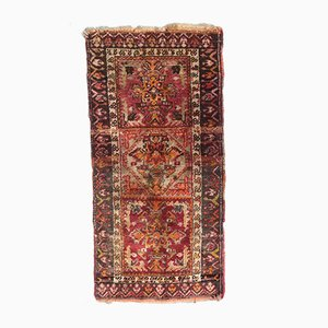 Vintage Yastik Turkish Carpet, 1930s