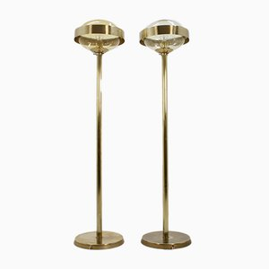 Space Age Floor Lamps from Kamenicky Senov, 1970s, Set of 2