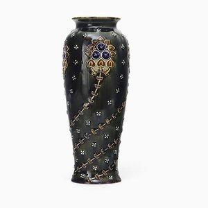 Antique Art Nouveau Vase from Royal Doulton