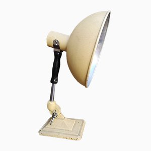 Mid-Century Industial Medical Desk Lamp from Pifco