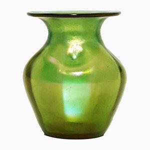 Vase en Verre Iridescent de Johann Loetz, 1900s