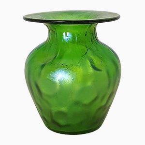 Vase en Verre Irisé de Johann Loetz, 1900s