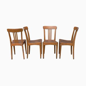 Vintage Bistro Chairs from Stella, Set of 4