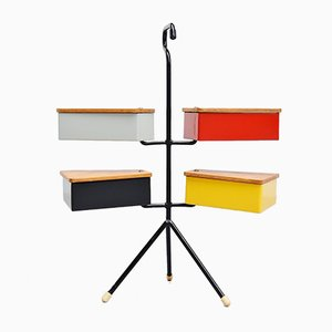Storage Box by Joos Teders for Metalux, 1950s