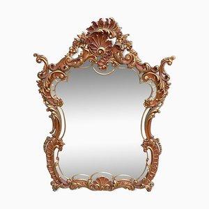 Specchio Mid-Century rococò, anni '50