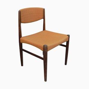 Skandinavischer Vintage Stuhl aus Palisander