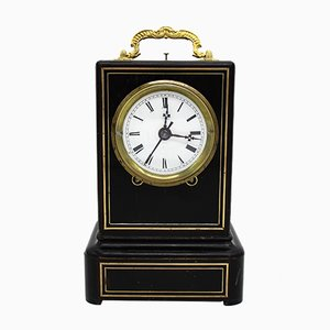 19th-Century Napoleon III French Officer's Clock