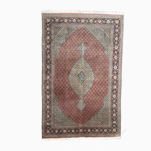 Vintage Middle Eastern Cotton and Wool Carpet, 1980s