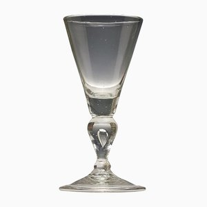 Antique Baluster Wine Glass