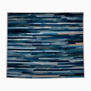 Quilt Water en Coton par Dawitt, 2017