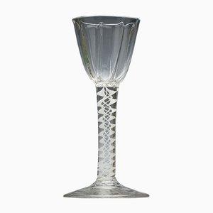 Verre à Vin en Verre Opaque, 1760s