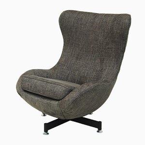 Large Swivel Lounge Chair, 1970s