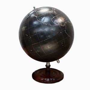 Vintage Slate Globe from George Philip & Sons Ltd, 1929
