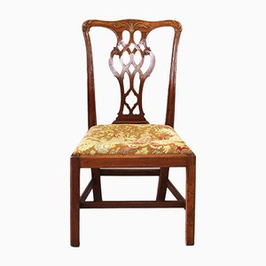 Early George III Mahogany Chippendale Style Chair, 1760s