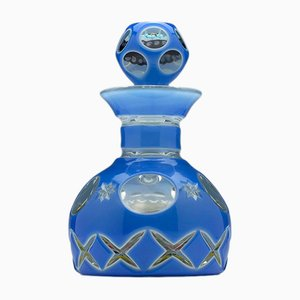Early 20th Century Cased Millefiori Ink Bottle, 1930s