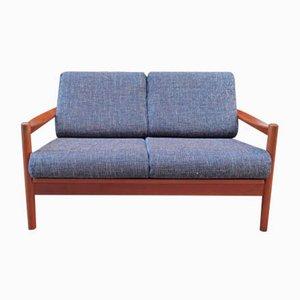 Mid-Century Scandinavian Teak Sofa, 1960s